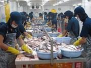 2016年前8月越南水产品出口总额43亿美元