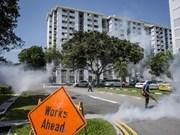 新加坡寨卡病毒感染病例新增27例