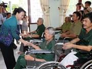 越南国会主席阮氏金银赴巴地头顿省调研