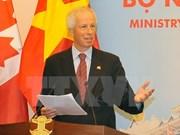 加拿大外交部长斯特凡纳•迪翁:应携手实现COP 21会议所提出的目标