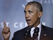 奥巴马总统:美国对亚洲的干预将延续
