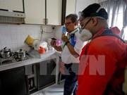 新加坡新增寨卡病毒病例为17例