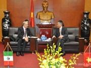 越南与墨西哥推动双边合作关系深入、务实与有效发展