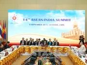 阮春福总理出席东盟与美国及印度的领导人会议
