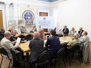 """""""东海——通过法律途径实现和平稳定""""圆桌研讨会在俄罗斯举行"""