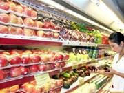 今年前8月越南蔬果进口额增长37%