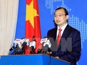 越南对朝鲜核试验事件表示担忧