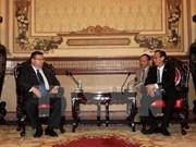 胡志明市希望同保加利亚首都索菲亚加强在检察领域的合作