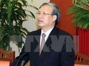 越南与中国加强党建检查工作经验交流