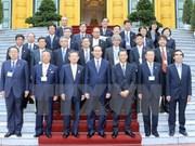 """国家主席陈大光:支持""""越南—关西经济对话""""机制"""