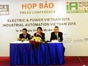 30个国家参加2016年越南国际电力能源设备及技术展
