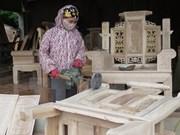 前8个月全国木材和木制品出口额达近44亿美元