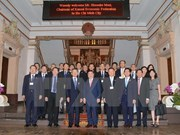 胡志明市希望成为日本关西地区企业可靠的投资目的地