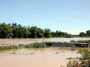 第四号台风侵袭越南引发洪水 造成重大人员和财产损失