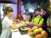 """越南广南省会安市场被评为""""食品天堂"""""""