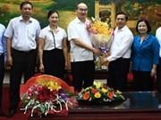 阮善仁:越南农民协会应将新农村建设与新型合作社模式建设相结合