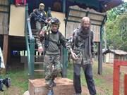 菲恐怖组织阿布沙耶夫释放四名外国人质