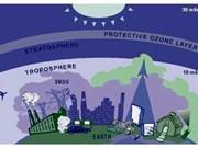 越南在恢复臭氧层和空气质量工作中取得诸多成效