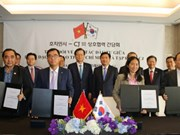韩国希杰集团与越南西贡贸易总公司合作扩大在越食品经营范围