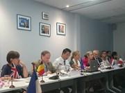 欧洲各国为越南应对气候变化提供援助