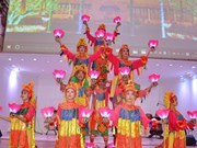 越南旅游推广活动在法国举行