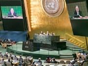 越南努力保障人民的发展权