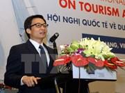 武德儋副总理出席旅游与体育国际会议