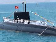 越南海军与柬埔寨皇家海军开展联合巡逻