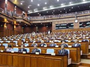 柬埔寨国会不剥夺救国党两名议员的豁免权