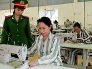在教育改造犯人中保障人权