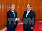 进一步促进越南与日本在工业领域的合作