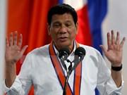 菲律宾总统罗德里戈·杜特尔特对中国进行国事访问