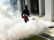 新加坡有效控制境内最大寨卡疫区的疫情