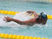 匈牙利代表队参加2016年越南国家游泳锦标赛