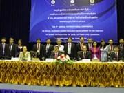 越老柬三国社会科学第五次国际研讨会在老挝万象举行