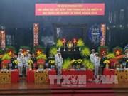 EC130T2失事直升机飞行员丧礼在胡志明市举行