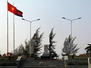 越柬陆地边界勘界立碑联合委员会主席会议在胡志明市召开