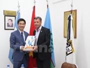 越南旅游推介促进活动在阿根廷举行