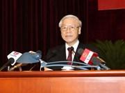 阮富仲总书记:加强政治理论研究与宣传工作 批驳敌对势力的错误论调