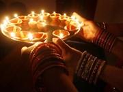印度排灯节在河内举行