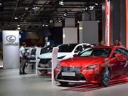 第六届中国-东盟(柳州)汽车工业博览会汽车零部件展在中国柳州市举行