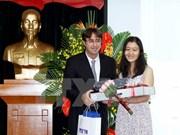 """""""2016年越南法语年轻记者""""竞赛结果揭晓"""