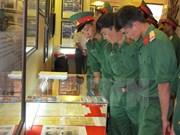 黄沙-长沙群岛归属越南图片资料展在嘉莱省举行