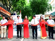 2016年越南-祖国-人民图片展在胡志明市开幕