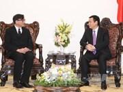 王廷惠副总理会见泰国驻越大使马诺斋·旺帕迪