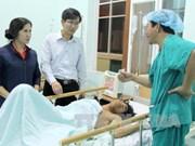 越南得农省发生重大枪击案件致19人伤亡