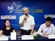 越南50大信息技术企业排行榜正式出炉