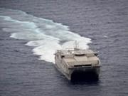 柬埔寨与美国海军将进行实弹发射演习