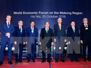阮春福设宴欢迎出席CLMV 8、ACMECS 7和WEF-Me Kong的各国贵宾