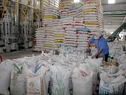 今年前10月越南大米出口达420万吨